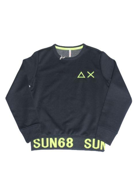 SUN68 | sweatshirt | F30310BLU