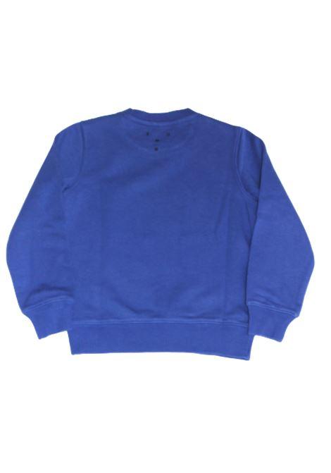 SUN68 | sweatshirt | F30313BLUETTE