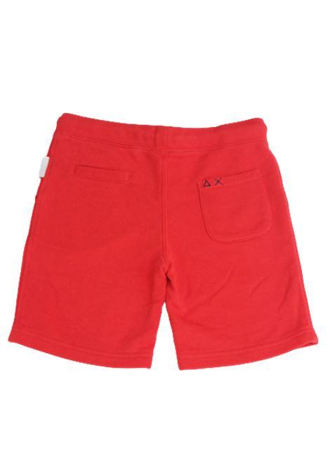 SUN68 | Bermuda pants  | F30323ROSSO
