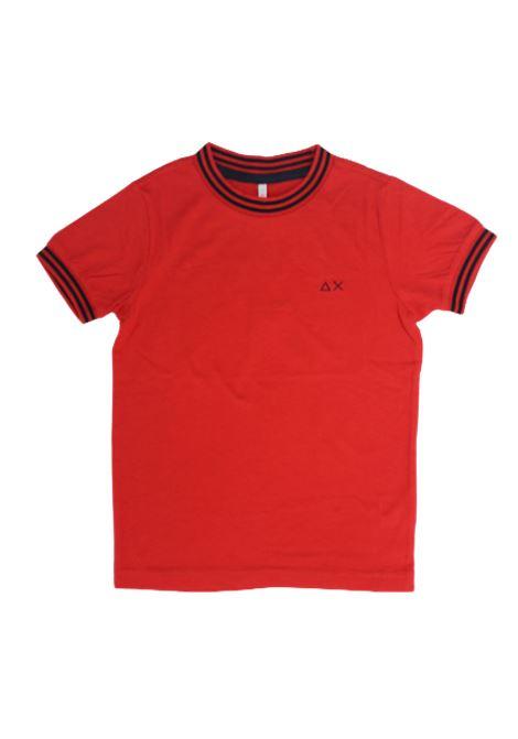 SUN68 | T-shirt | T30303ROSSO