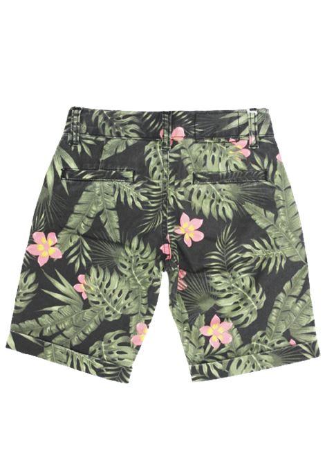 SUN68 | Bermuda pants  | V30302VERDE FANTASIA