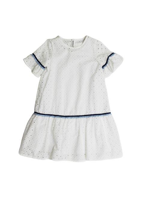 ALETTA | Dress | C00468BIANCO