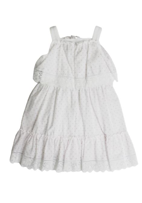 ALETTA | Dress | C00470BIANCO
