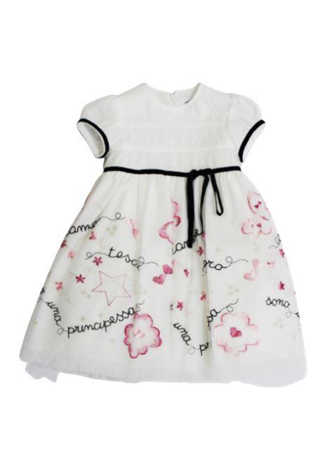 ALETTA | Dress | HLE999595BIANCO