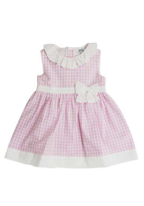 ALETTA | Dress | RL00195SCMBIANCO ROSA