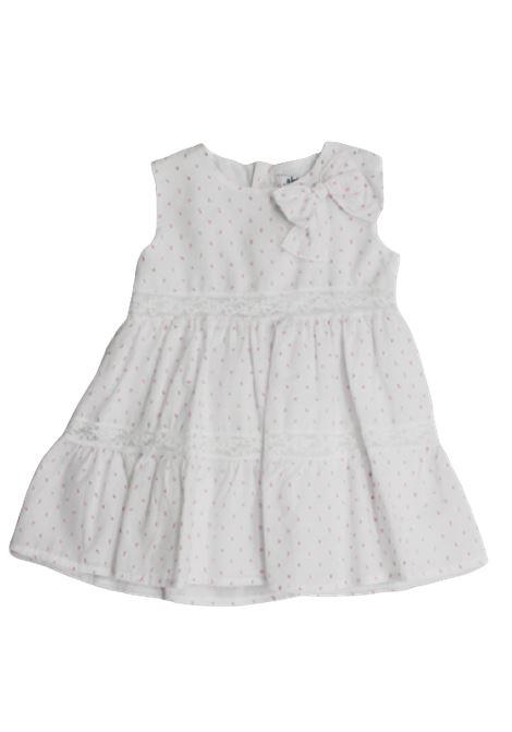 ALETTA | Dress | RT00384SCBIANCO