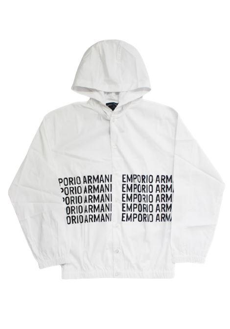 Camicia Armani ARMANI | Camicia | 3H4C881N6RZBIANCO