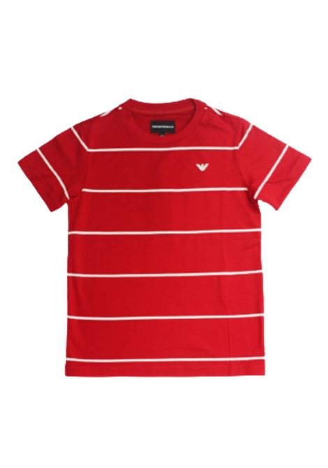 T-shirt Armani ARMANI | T-shirt | 3H4P691JEQZROSSO