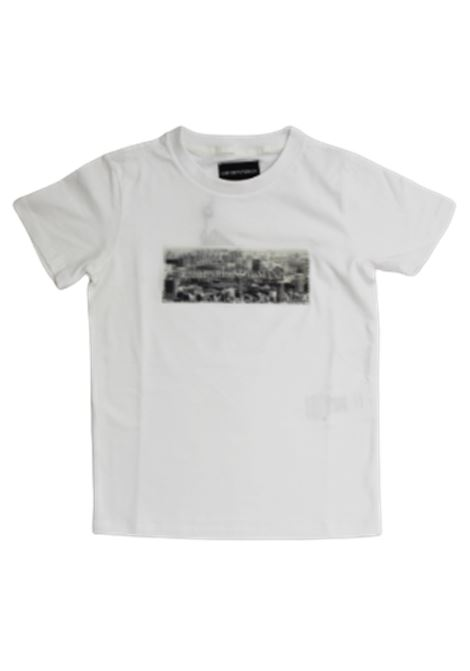 T-shirt Arrmani ARMANI | T-shirt | 3H4T621J00ZBIANCO