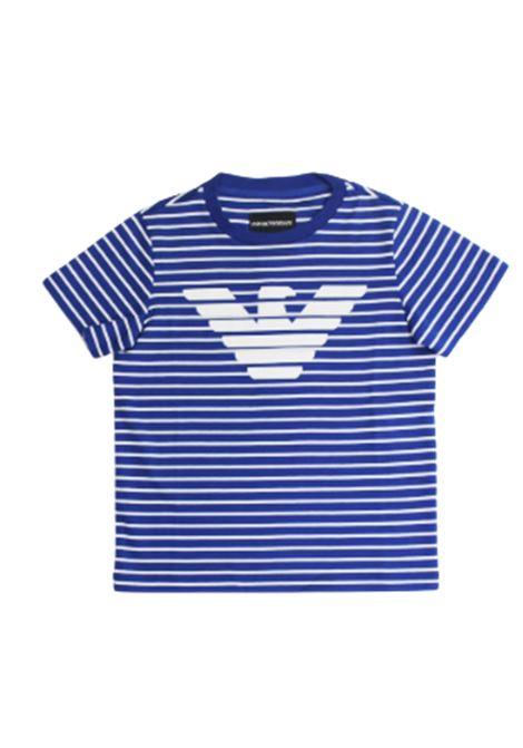 T-shirt Arrmani ARMANI | T-shirt | 3H4T691JEQZBLUETTE