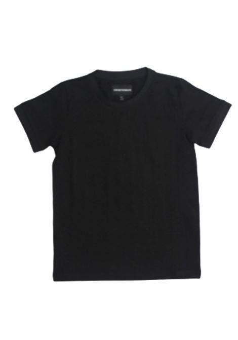 T-shirt Arrmani ARMANI | T-shirt | 3H4T871JEPZNERO