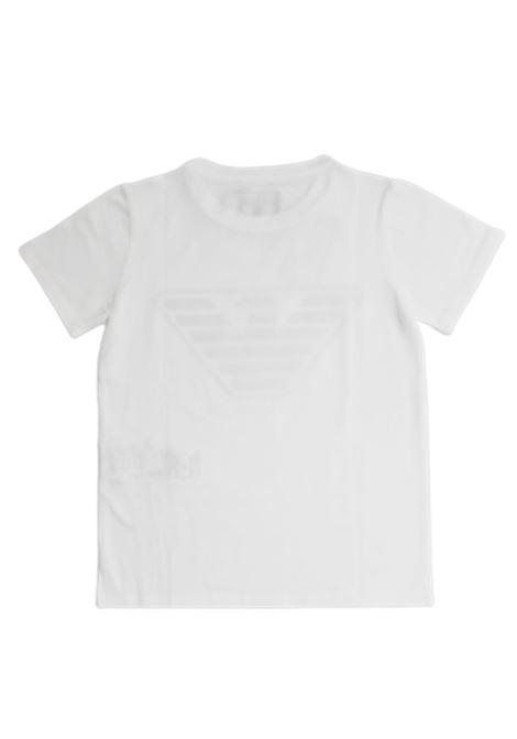 T-shirt Arrmani ARMANI | T-shirt | 3H4T921J0AZBIANCO