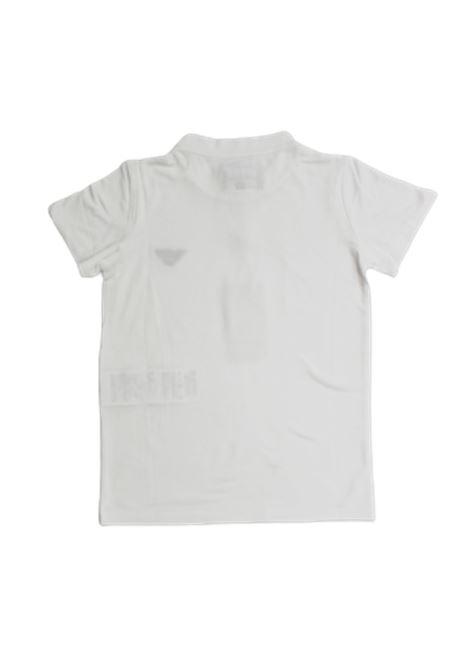 T-shirt Arrmani ARMANI | T-shirt | 3H4TJ11JCDZBIANCO