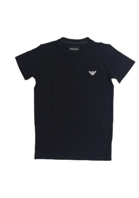 T-shirt Arrmani ARMANI | T-shirt | 3H4TJ11JCDZBLU