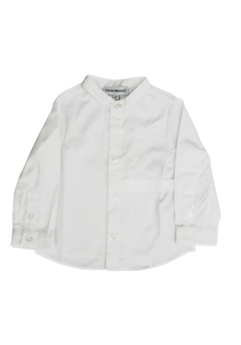 Camicia Armani ARMANI | Camicia | 3HHC014N3VZBIANCO