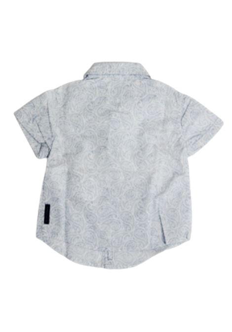 Camicia Armani ARMANI | Camicia | DC02AZZURRO FANTASIA