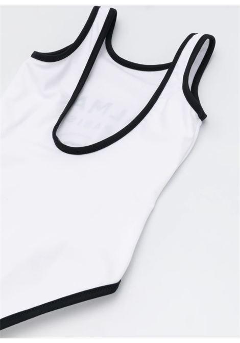 BALMAIN | swimsuit | 6M0059BIANCO