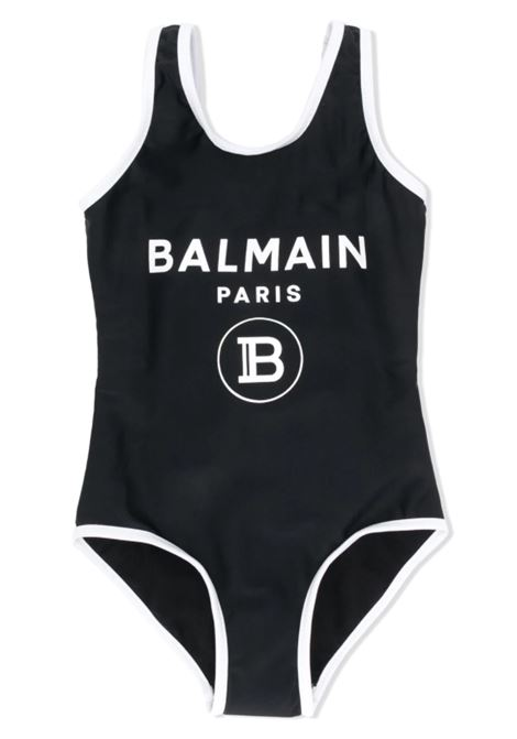 BALMAIN | swimsuit | 6M0059NERO