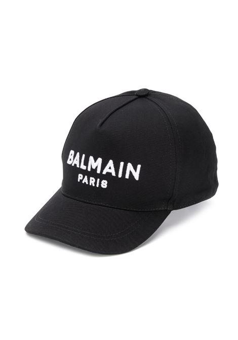 Cappello Balmain BALMAIN | Cappello | 6M0787NERO