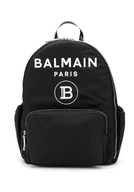 BALMAIN | backpack | 6M0918NERO