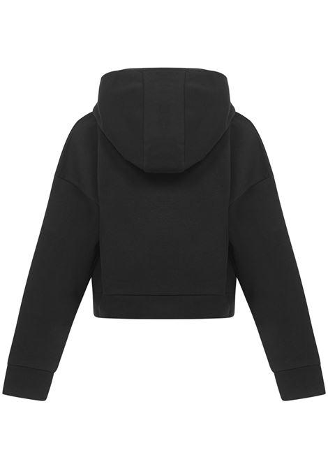 BALMAIN | sweatshirt | 6M4010NERO