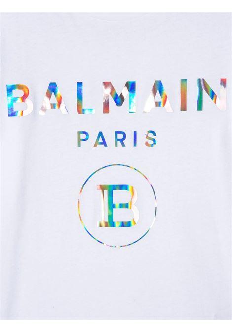 T-shirt Balmain BALMAIN | T-shirt m/m | 6M8021BIANCO