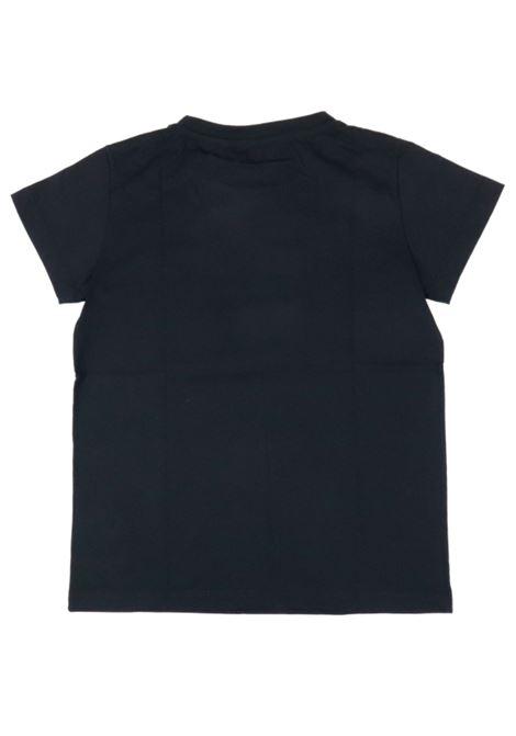 BALMAIN | T-shirt | 6M8071NERO