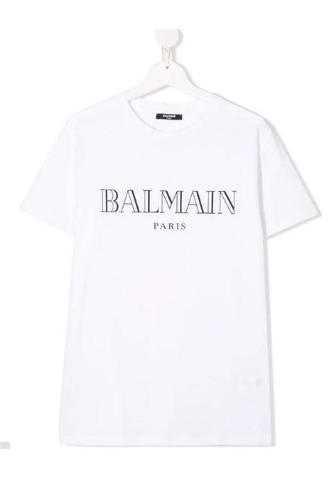 T-shirt Balmain BALMAIN | T-shirt m/m | 6M8721BIANCO