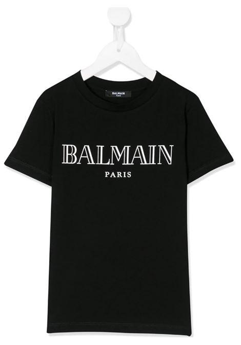 T-shirt Balmain BALMAIN | T-shirt m/m | 6M8721NERO