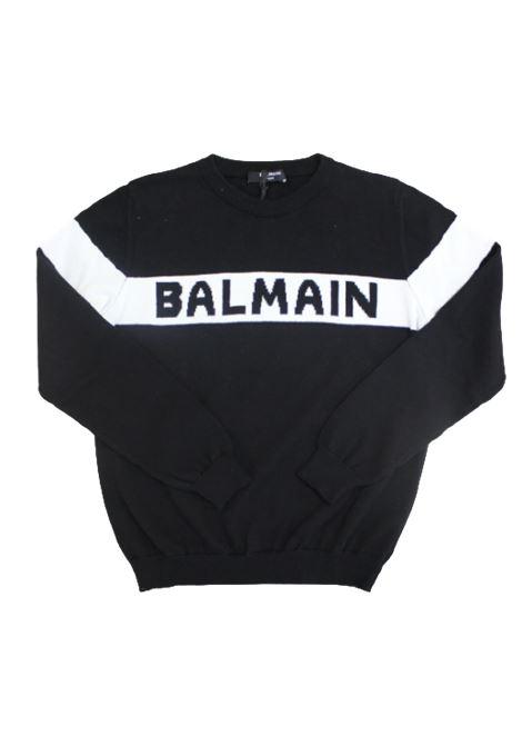 BALMAIN |  | 6M9710NERO