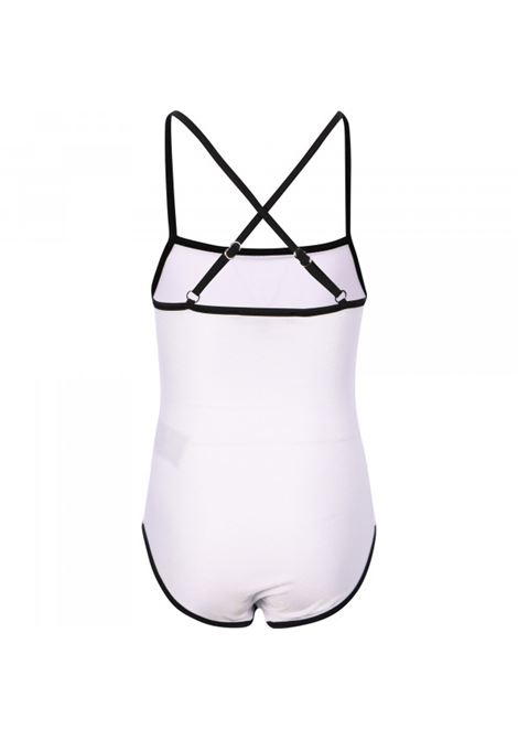 BALMAIN | swimsuit | 6O0079BIANCO