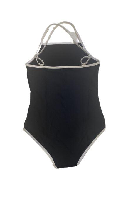 BALMAIN | swimsuit | 6O0079NERO