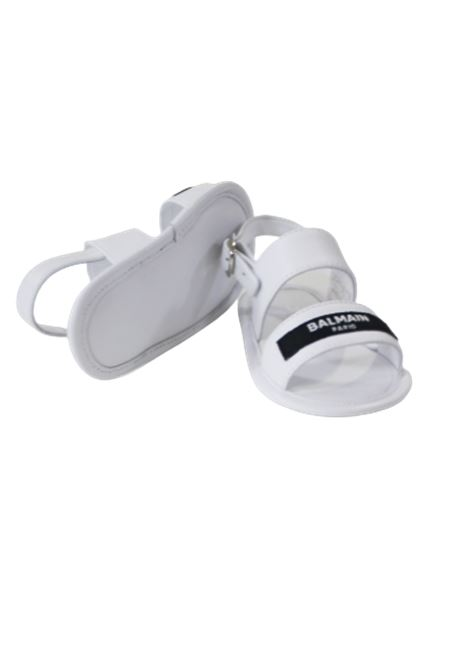 BALMAIN | sandals  | 6O0A56BIANCA