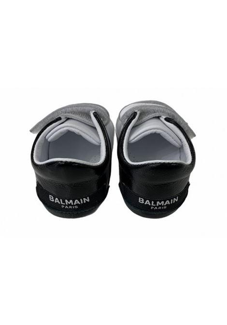 BALMAIN | Sneakers | 6O0A66BIANCA-NERA