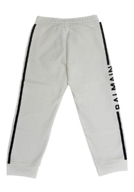 BALMAIN | trousers | 6O6657BIANCO