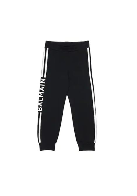 BALMAIN | trousers | 6O6657NERO