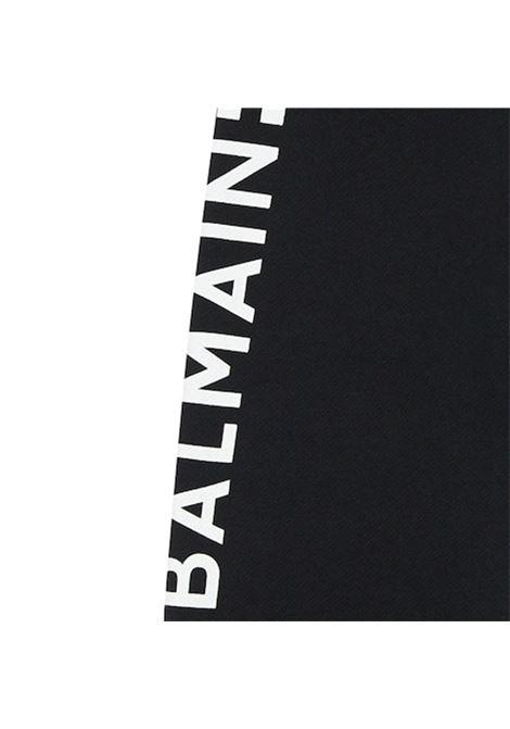 BALMAIN | trousers | 6O6657NERO