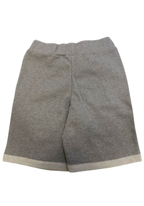BALMAIN | Bermuda pants  | 6O6739GRIGIO MELANGE