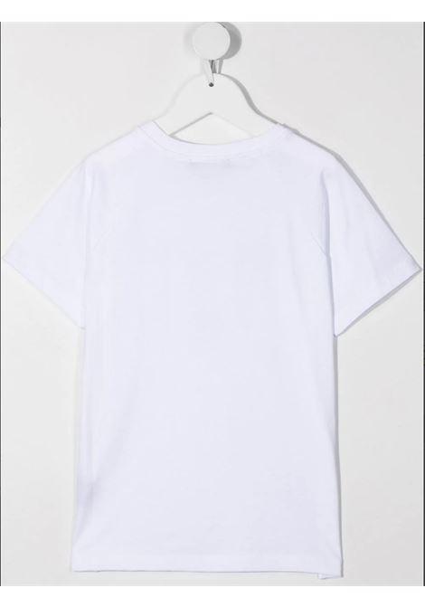 T-shirt Balmain kids BALMAIN | T-shirt m/m | 6O8101BIANCO ORO