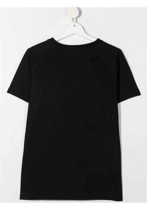 T-shirt Balmain kids BALMAIN | T-shirt m/m | 6O8101NERO ARGENTO