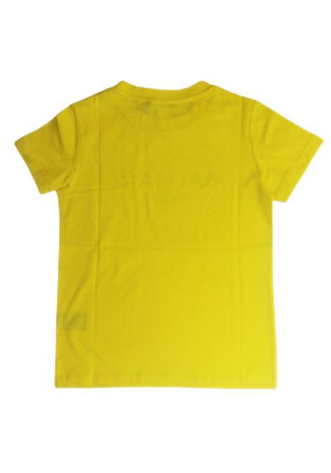 BALMAIN | T-shirt | 6O8211GIALLO