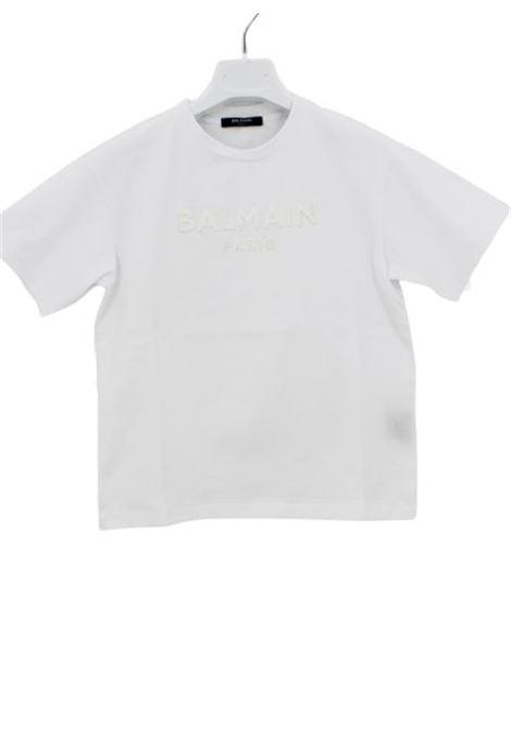 T-shirt Balmain BALMAIN | T-shirt m/m | 6O8231BIANCO