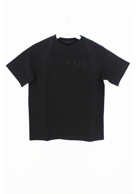 T-shirt Balmain BALMAIN | T-shirt m/m | 6O8231NERO