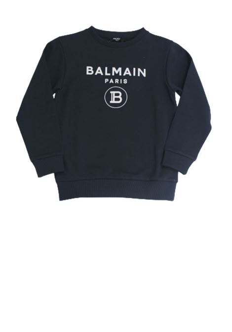 BALMAIN | sweatshirt | BAL23BLU