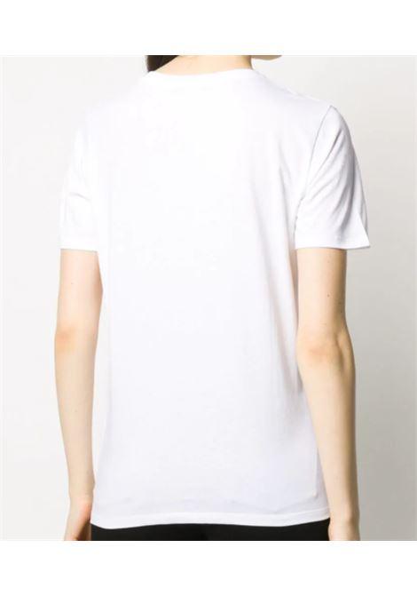 BALMAIN | T-shirt | TF01350I478BIANCO