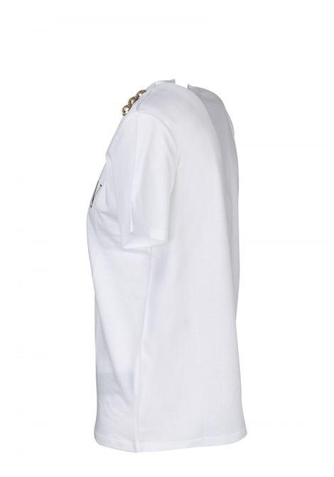 T-SHIRT BALMAIN BALMAIN | T-shirt | TF11350I367BIANCO