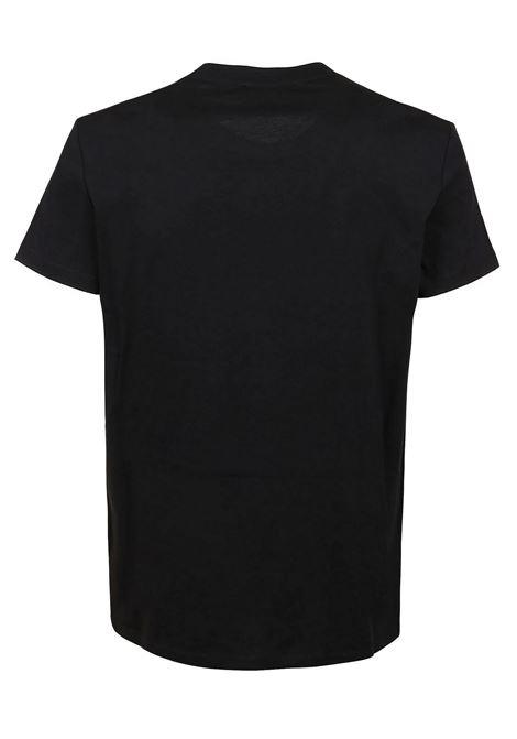 BALMAIN | T-shirt | UH11601I374NERO