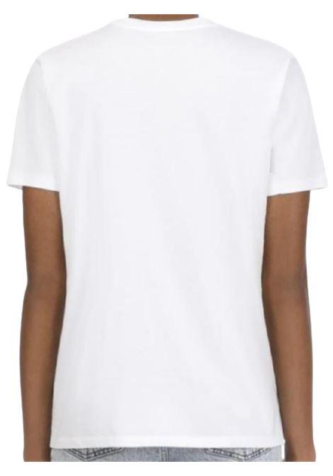 BALMAIN | T-shirt | VF11350BIANCO