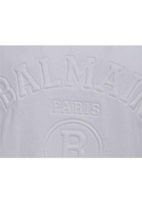 BALMAIN | T-shirt | VH1EF000B018BIANCO
