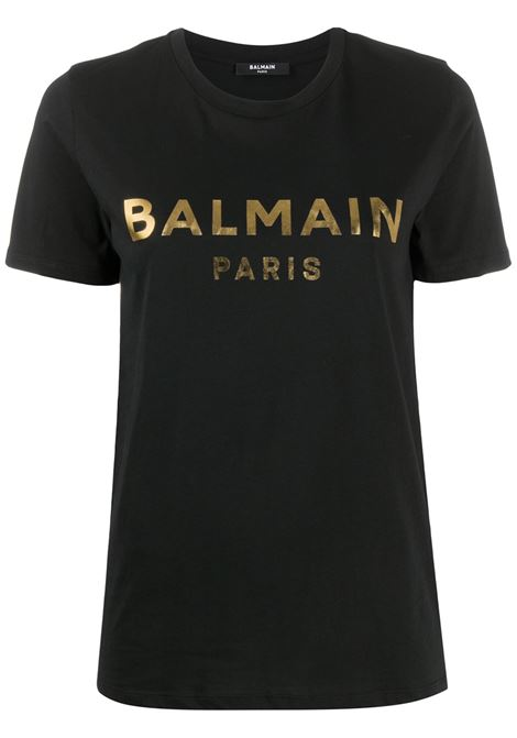 BALMAIN | T-shirt | VH1EF000B065NERO